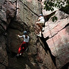 2010 Fall Parent/Child Climbing Trip :